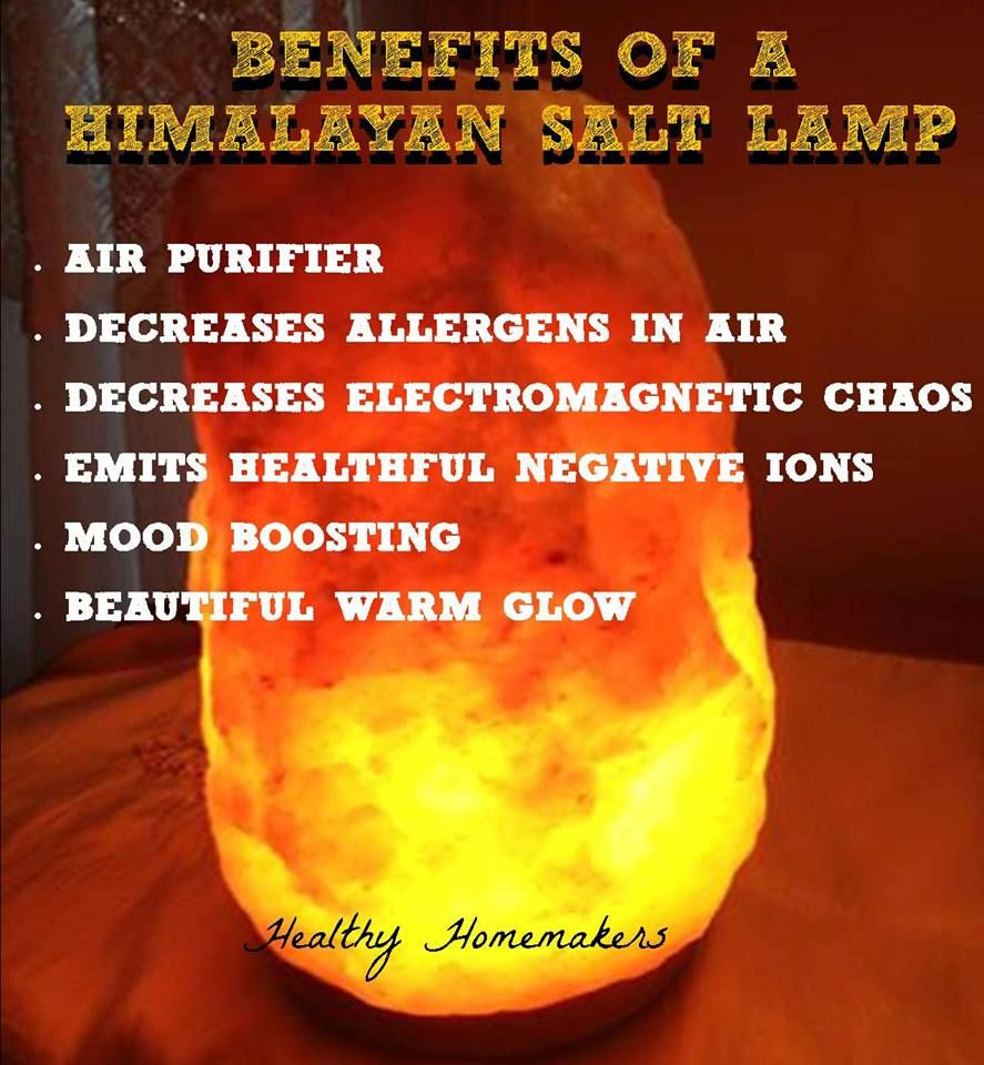 Benefits of Himlayan Crystal Salt lamsp Kimberly Snyder inspired