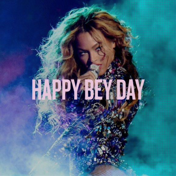 We Salute You Queen Beyonce Wish The Queen Of Pop A Happy Bey Day