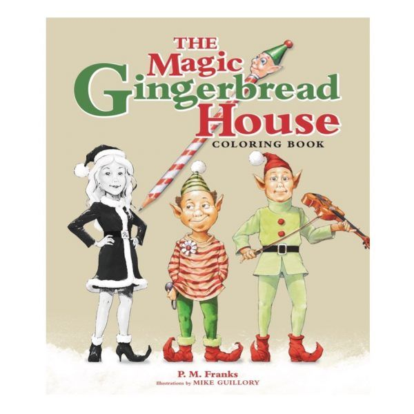 The Magic Gingerbread House is a Children\'s Christmas book based ...
