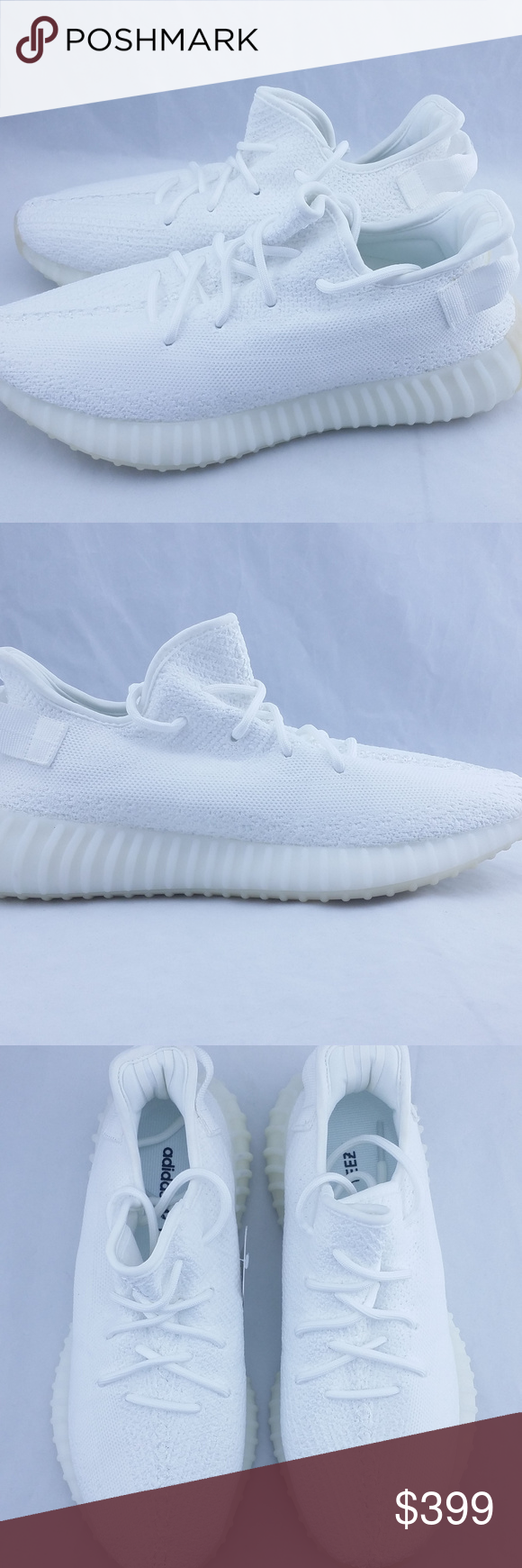 innovative design b8b81 0315e Adidas Yeezy Boost 350 V2 Cream White Size 10 Adidas Yeezy 350 V2 Boost  Kanye West Core Color  Cream White Men s Size 10 Brand new without Box adidas  Shoes ...