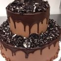 cookies and cream cake for a grooms cake maybe?