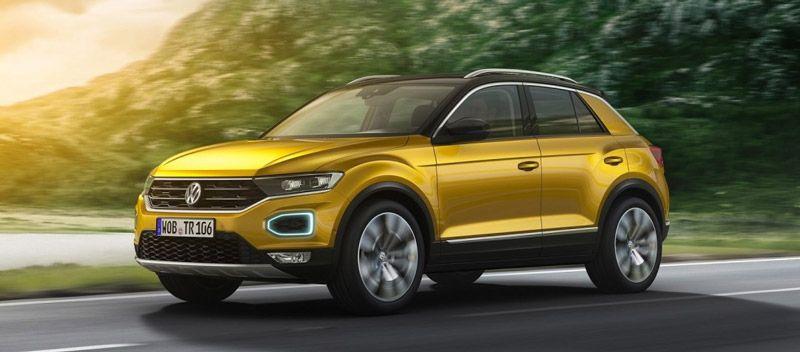 Volkswagen T Roc Ozellikleri Ve Fiyat Listesi 2019 Model Arac Fiyatlari Ve Ozellikleri Volkswagen Crossover Subaru