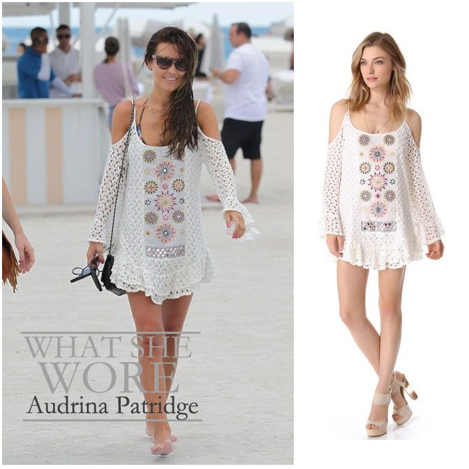 Audrina partridge summer style dresses