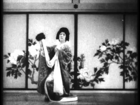 Kagami jishi - YouTube influenced Meyerhold..
