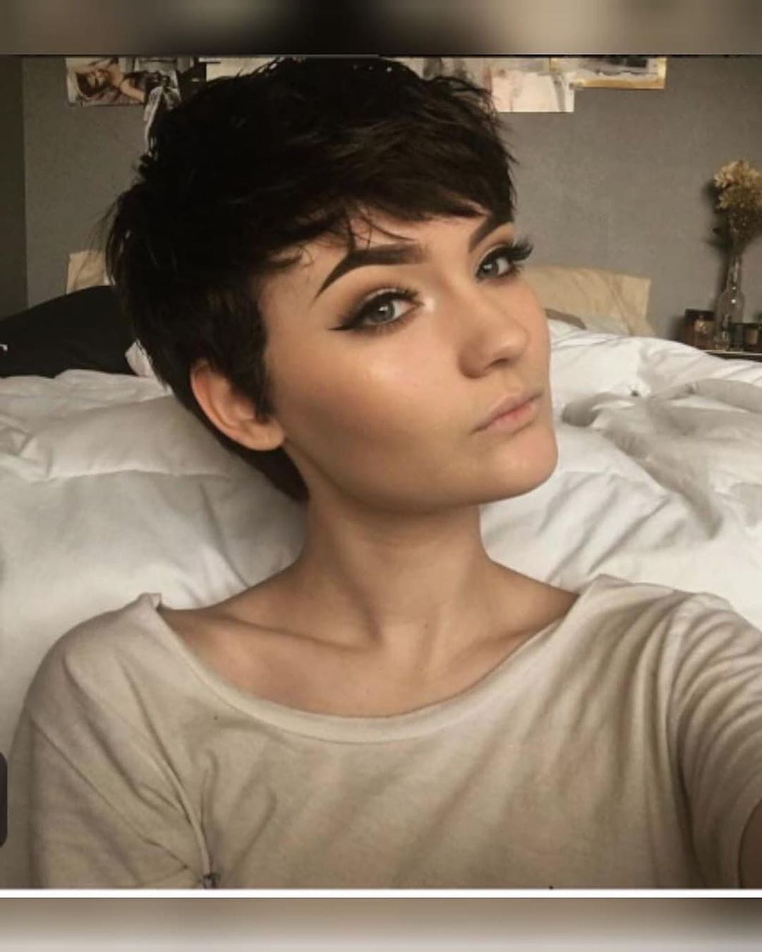 Shorthair Exclusive On Instagram Idees Cheveux Courts Cheveux Courts Coupe De Cheveux