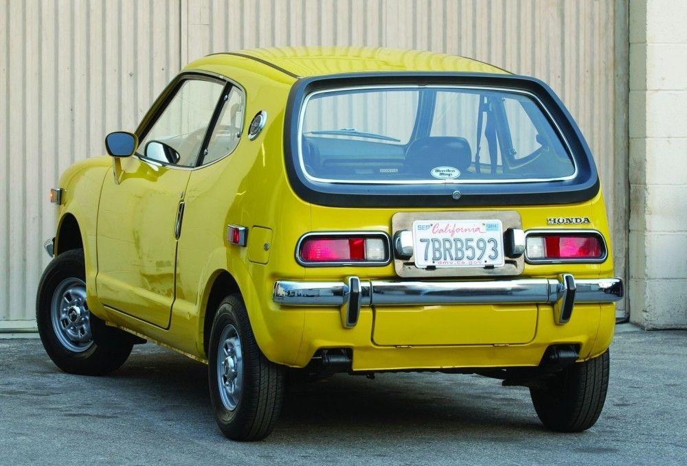 Small Beginnings - Honda N600 and Z600 | Japan cars ...