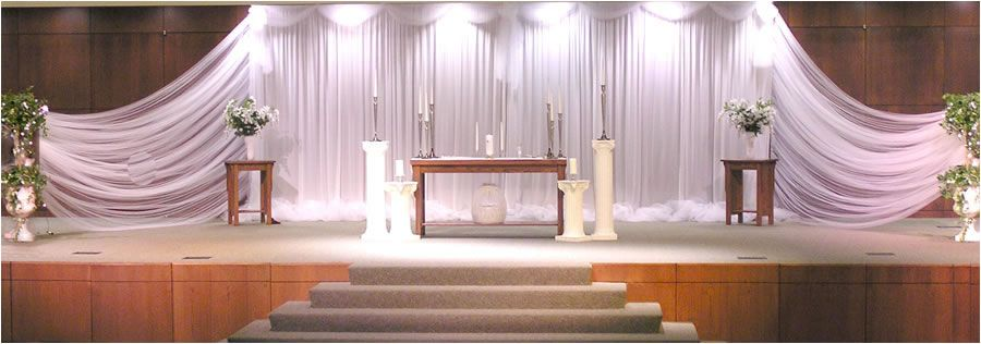 Elegant wedding stage decor google search wedding for American wedding stage decoration