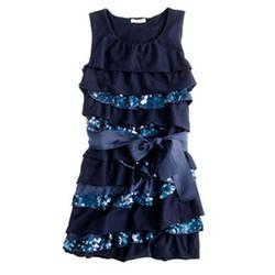 Girls' cupcake sparkle dress  $98.00
