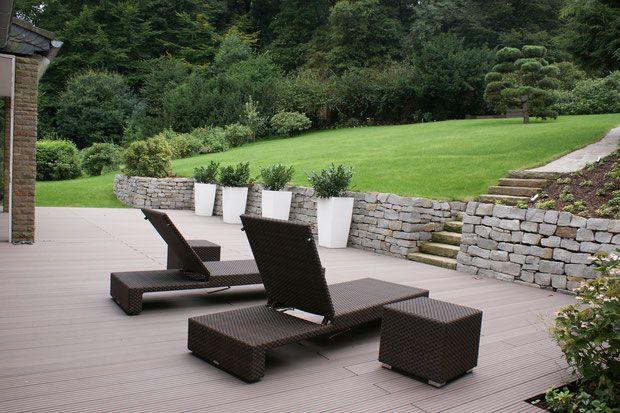 Wpc Terrasse Gartengestaltung Gelbrich Wuppertal Garten