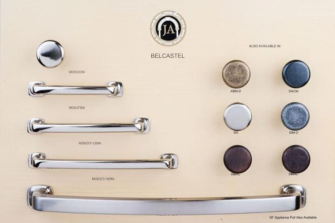 Belcastel 10 Series - Jeffrey Alexander Decorative Hardware