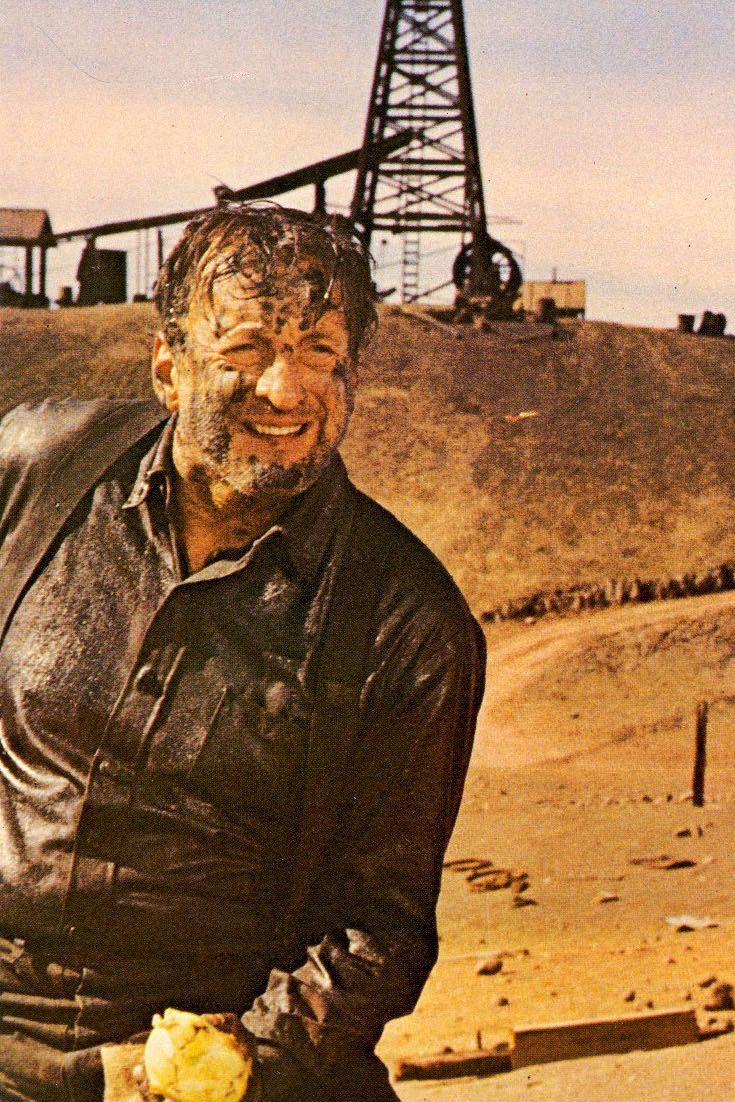 "George C. Scott en ""Oklahoma, Año 10″ (Oklahoma Crude), 1973"
