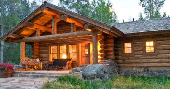 17 Log Cabins We Love Small Log Cabin Log Cabin Homes Cabins And Cottages