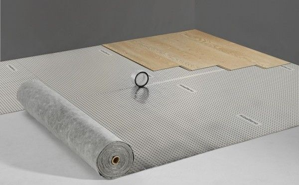 Laminaat & vloerverwarming??? het gebruik van de juiste ondervloer