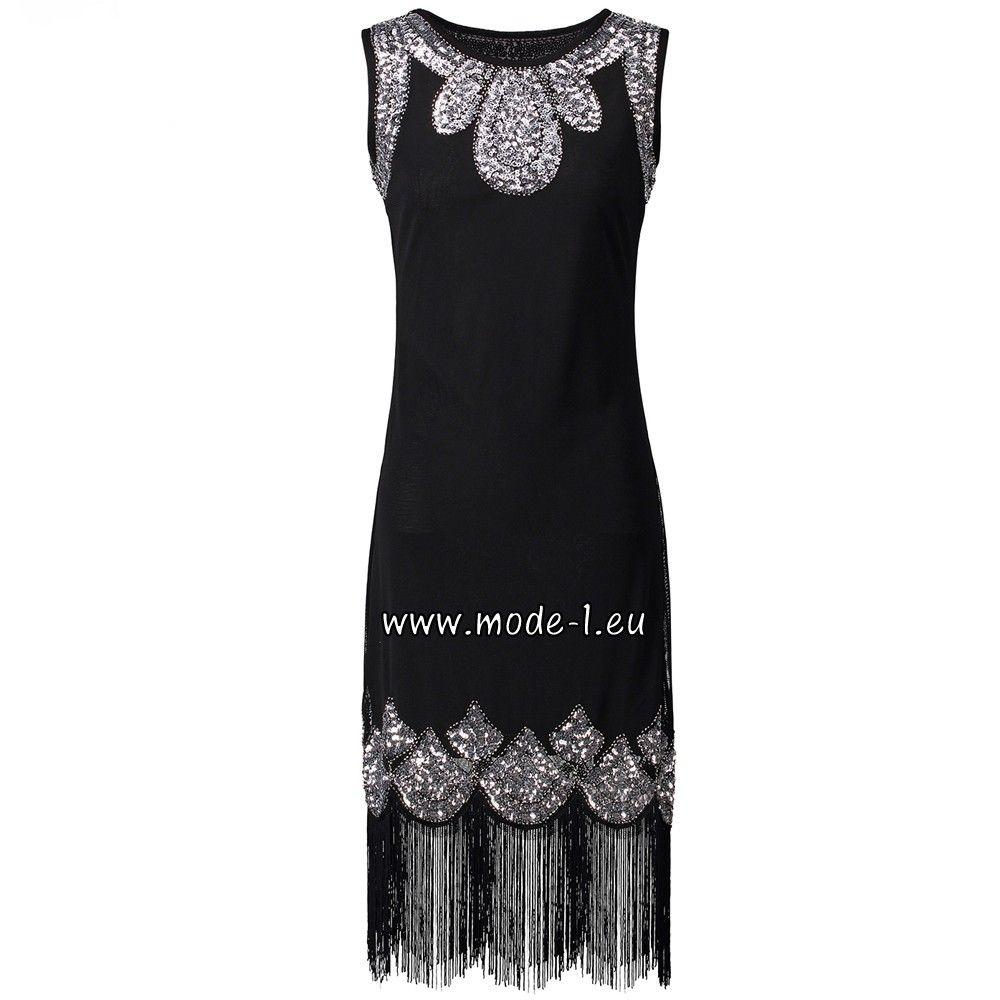 Großzügig Black & White Partykleid Galerie - Hochzeit Kleid Stile ...