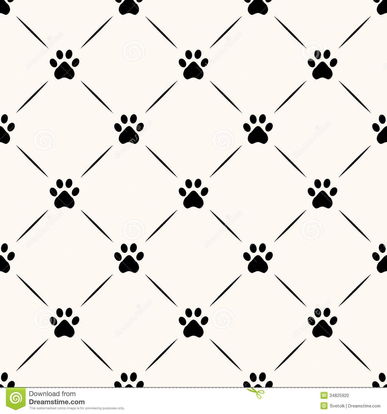 Paw Print Wallpaper 43480 Wallpaper Res 1300x1390 paw