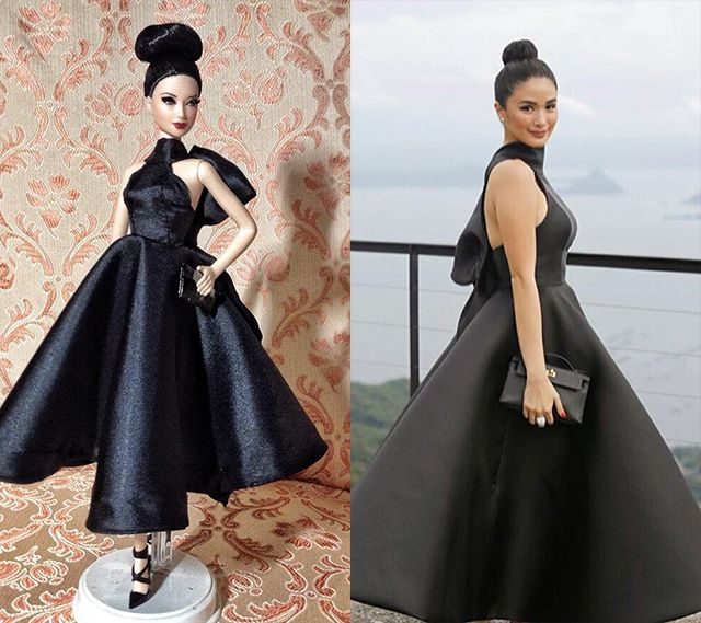 This Local Designer Makes Unbelievably Cool Dresses For Dolls Based On Famous Celebrity Looks