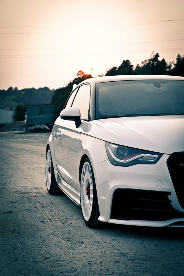 Audi A1 Audia1 White Bianca Audi A1 Audi A1 Quattro Audi Cars