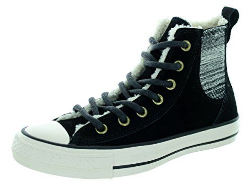 020812a7600c4c cool Converse Womens Chuck Taylor All Star Chelsee Shearling Sneaker ...