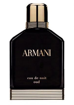efee41c97 Armani Eau De Nuit Oud Pour Homme woda perfumowana 100ml - Giorgio Armani