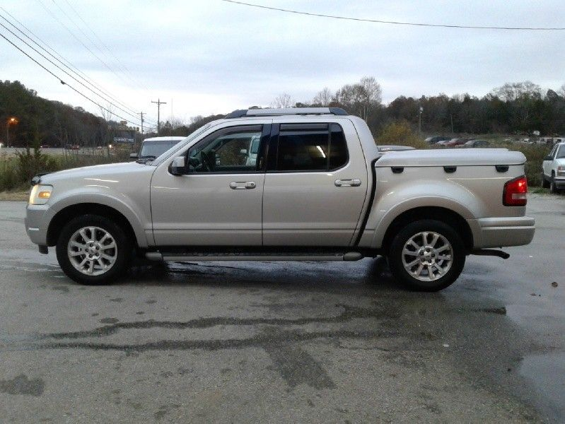 2007 Ford Explorer Sport Trac 0 https