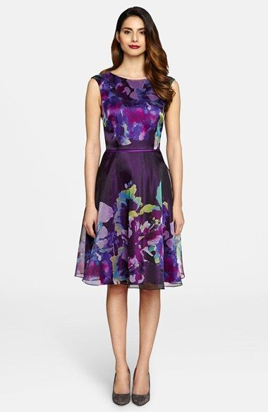 Fall Wedding Guest Dresses In 2020 Dresses Fit Flare Dress