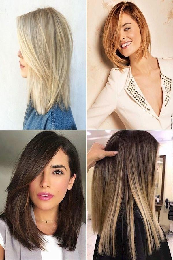 Simple Straight Hair | Prom Hairstyles | Cute Easy ...