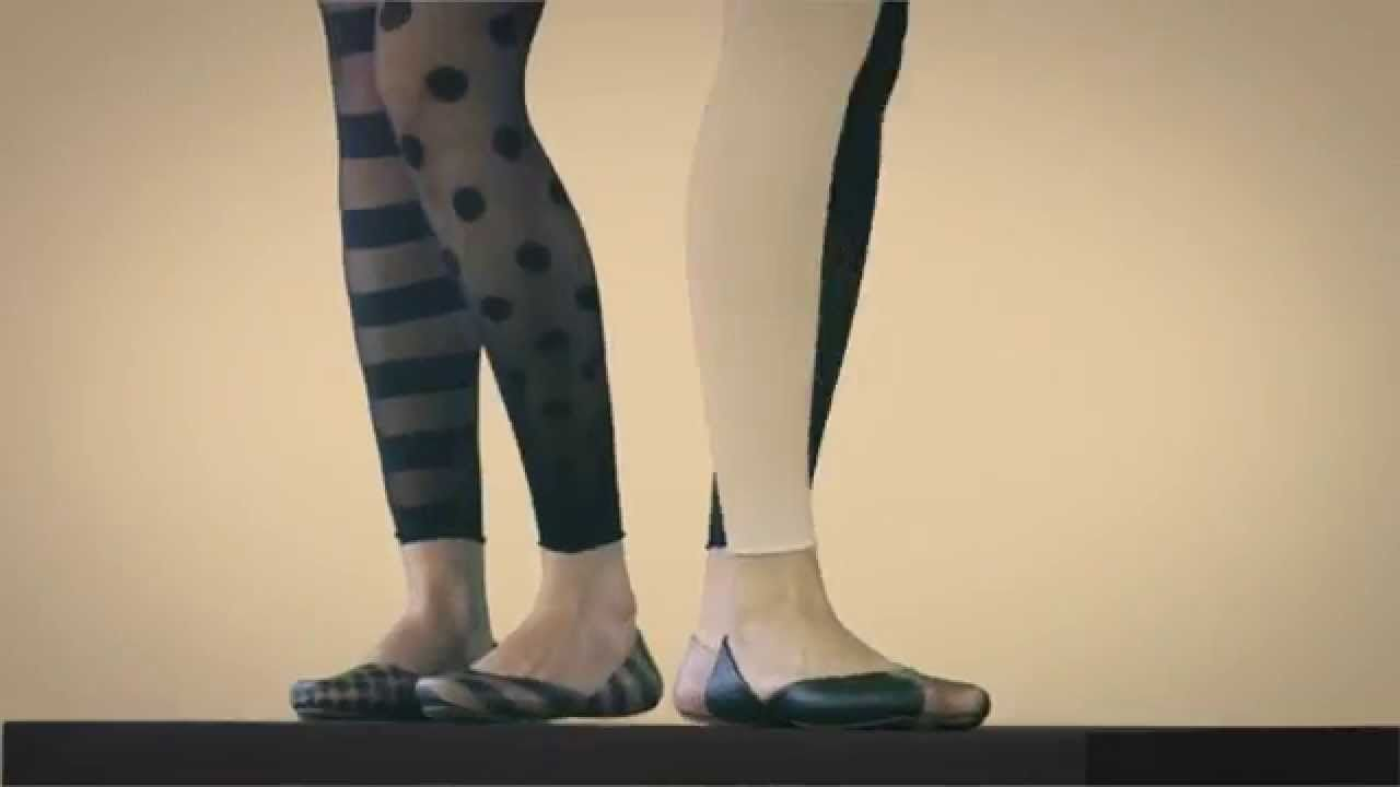 A nova coleção da Melissa, a One By One, tráz sapatos que cabem tanto no pé esquerdo quanto no direito e são vendidos por unidade!
