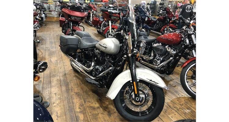 2018 Heritage Classic Color Option HarleyDavidson