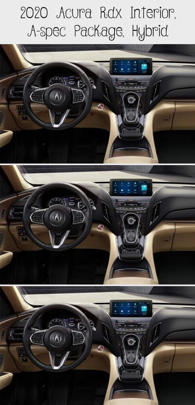 2020 Acura Rdx Interior A Spec Package Hybrid Honda Car Models Acurailx Acura2000 Acurardx Acurafondos Acura2008 Acura Rdx Honda Car Models Luxury Crossovers
