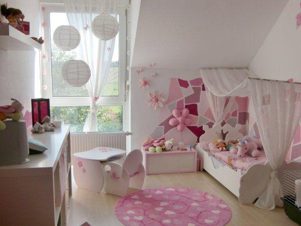 Amazing Kinderzimmer U0027rosa Mosaiku0027 Nice Design