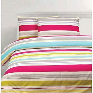 Twin Pack Duvets Brights - Double.    Love the bright colours