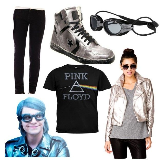 """""""Quicksilver"""" by rengear on Polyvore featuring Arizona, Forever 21, Zoggs and Quiksilver"""