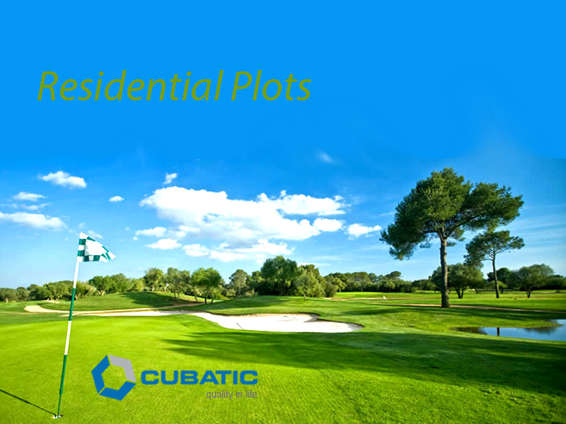 CubaticGroup Residential Plots for sale Golf resort