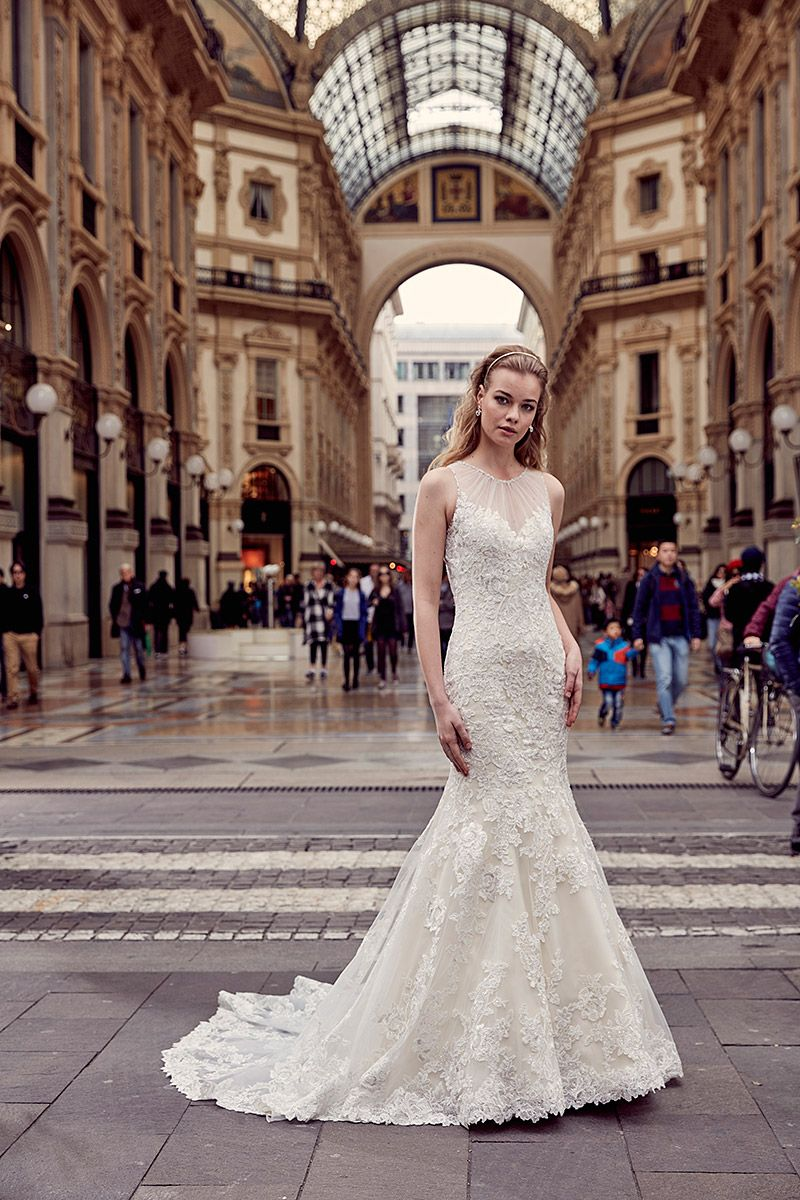 Wedding dress md pinterest illusion neckline wedding dress