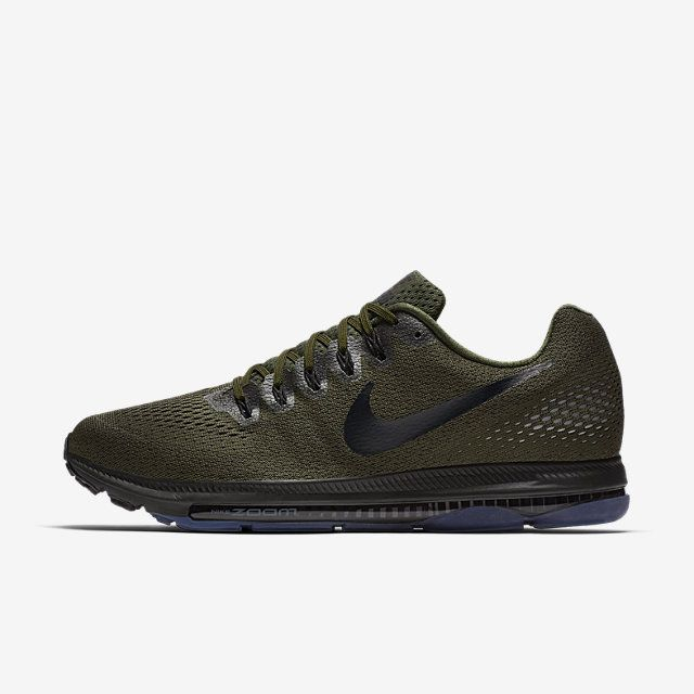 Nike Running - Zoom All Out - Baskets - Kaki 878670-302 b62QJ