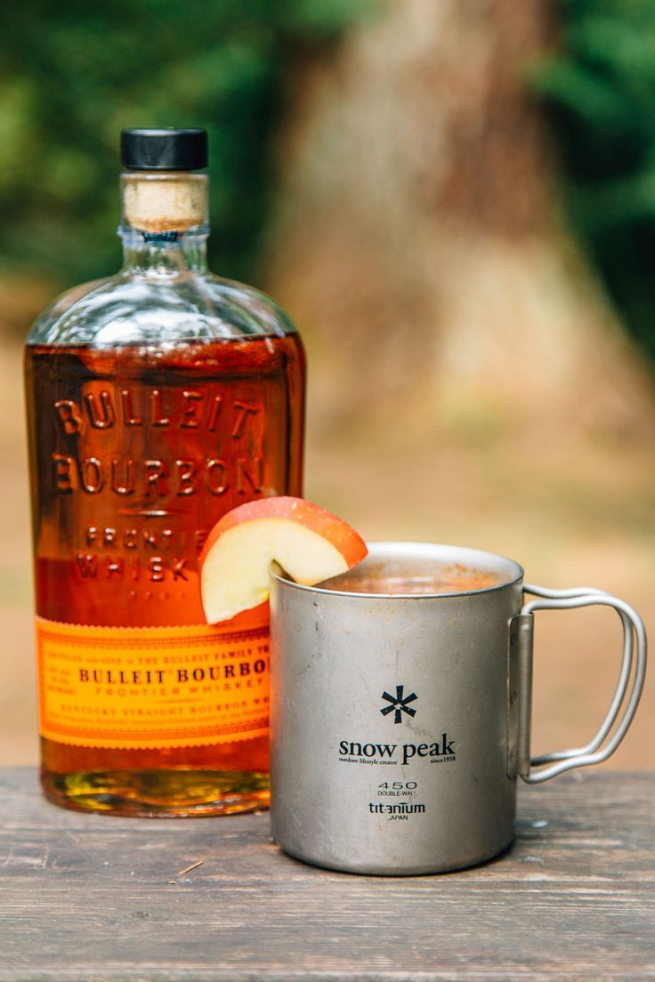Photo of Bourbon Spiked Apple Cider – Fresh Off the Grid