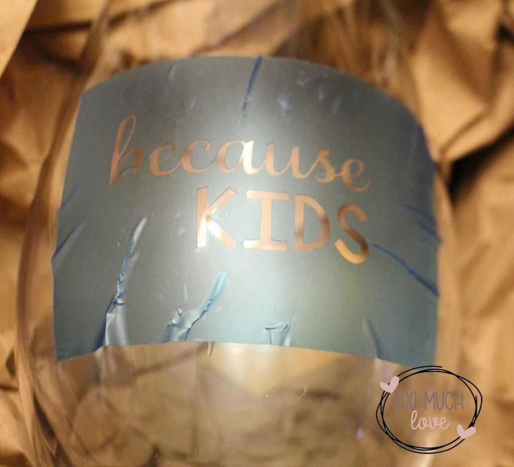 How To Do Glass Etching With The Help Of Your Cricut