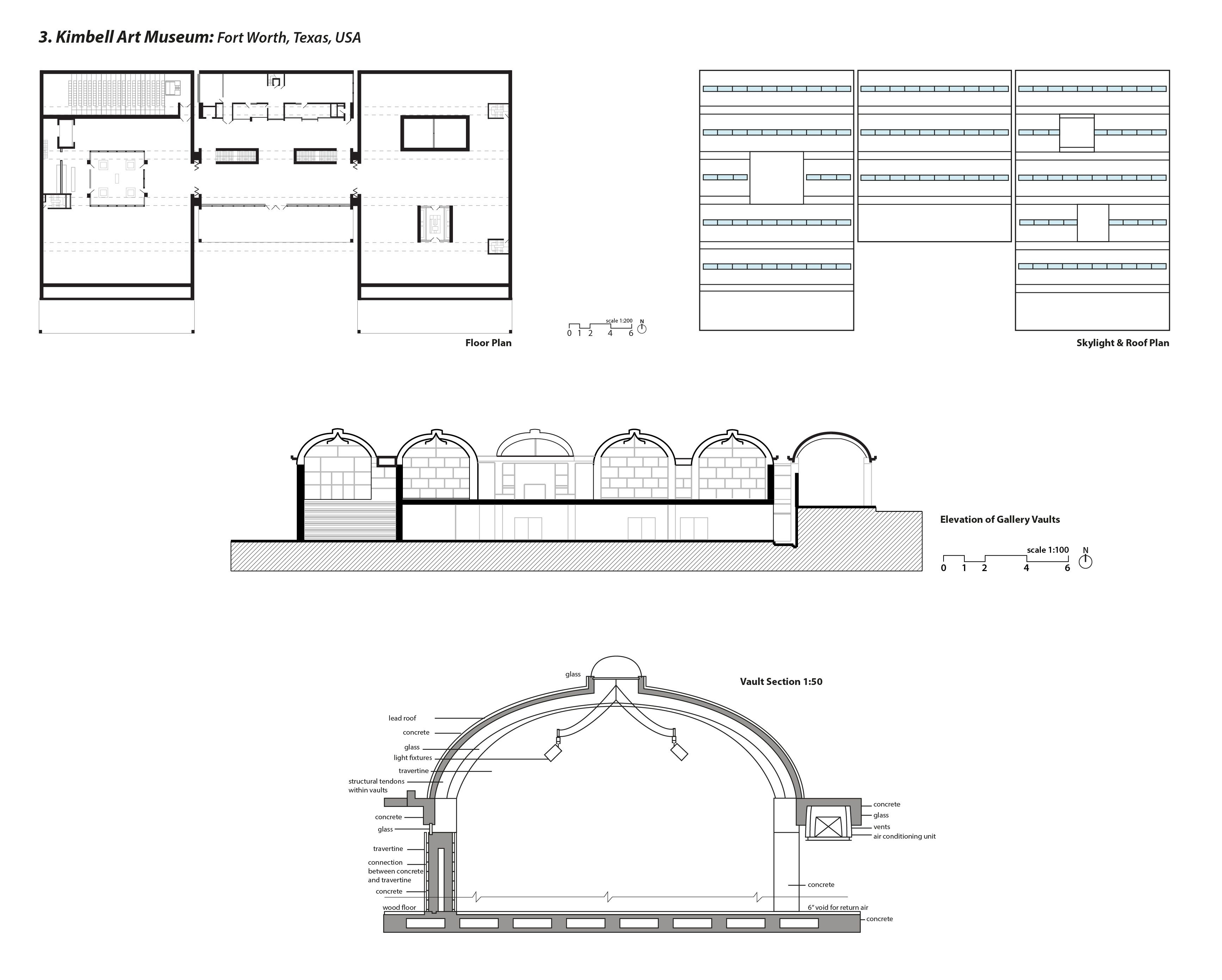 Floor Plan Roof Plan Elevation And Constructional