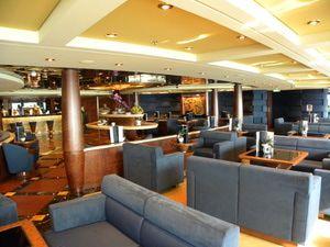 MSC Splendida - MSC Yacht Club Top Sail Lounge - MSC ...