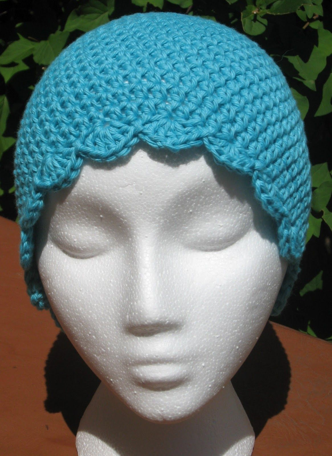Crochet Projects: Crochet Chemo Sleep Cap | Chemo Beanies ...