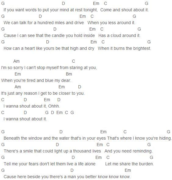 On The Floor Chords Vamps | Wikizie.co