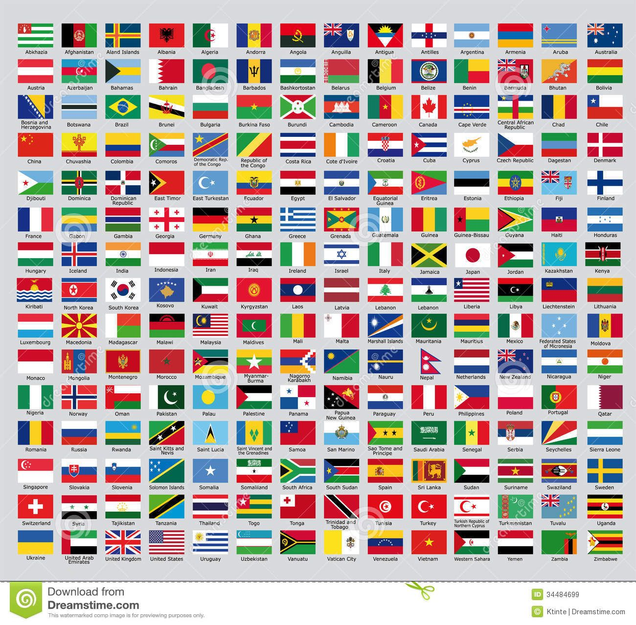 All The Flags Of The World And Their Names Official Country Flags Flags Of The World World Flags With Names World Country Flags