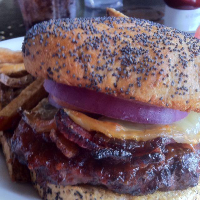 Bobby Flay Burger