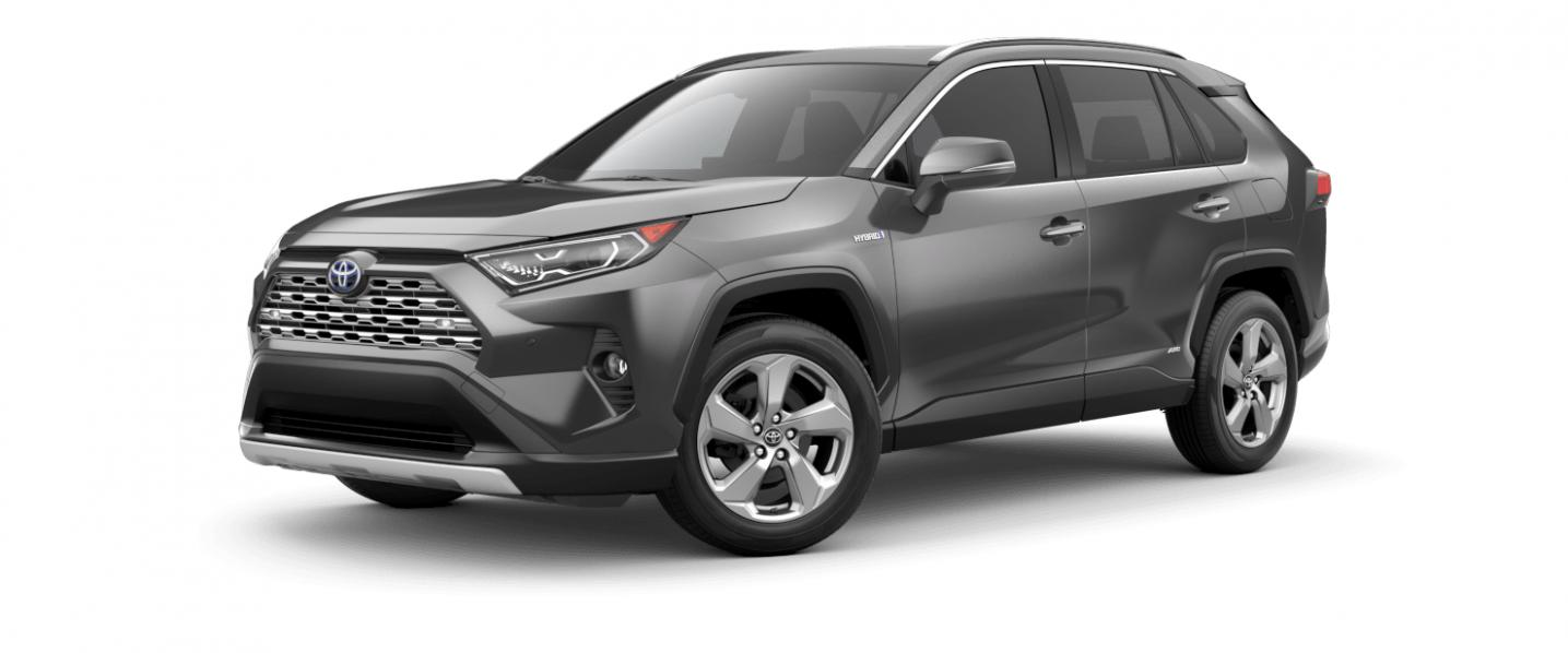 Toyota Rav4 Hybrid 2020 Interior in 2020 Toyota rav4