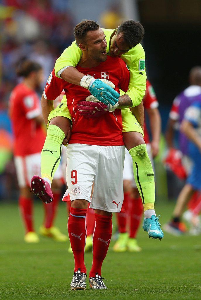 Haris Seferovic Photos Photos Switzerland V Ecuador Group E 2014 Fifa World Cup Brazil World Cup Fifa World Cup Fifa