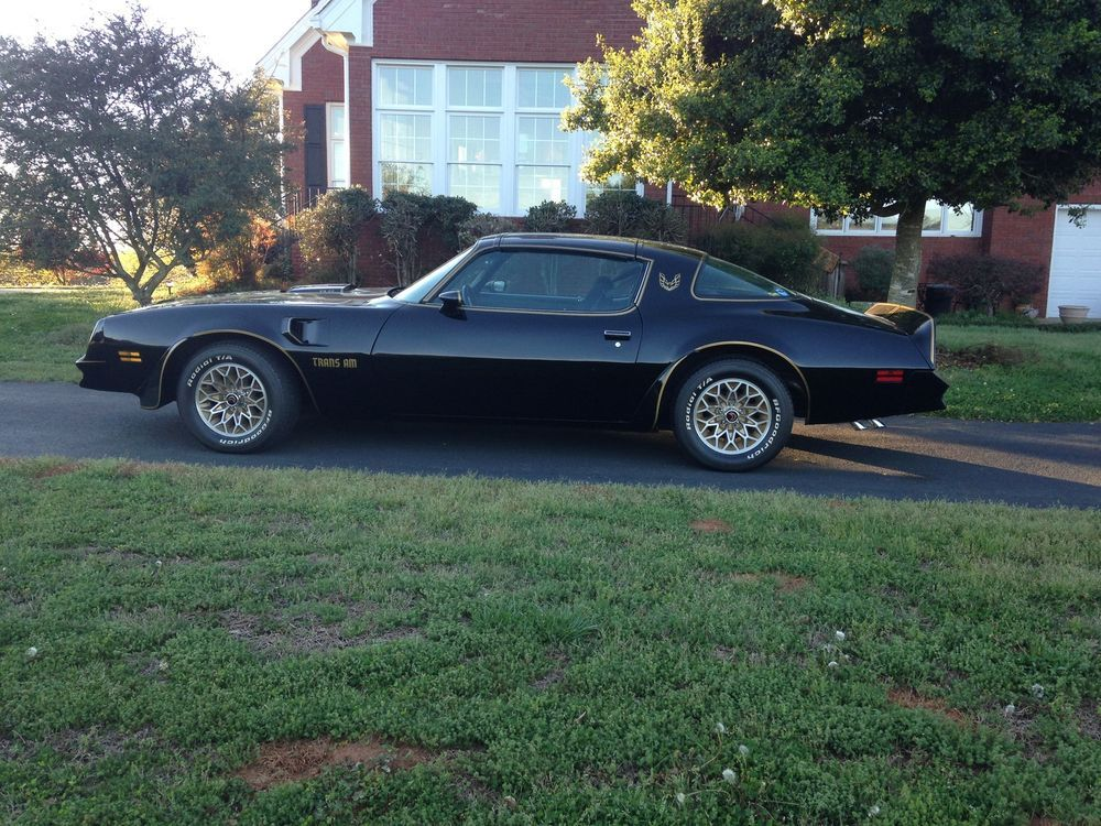 1977 Pontiac Trans Am Y82 Special Edition With Images Trans Am