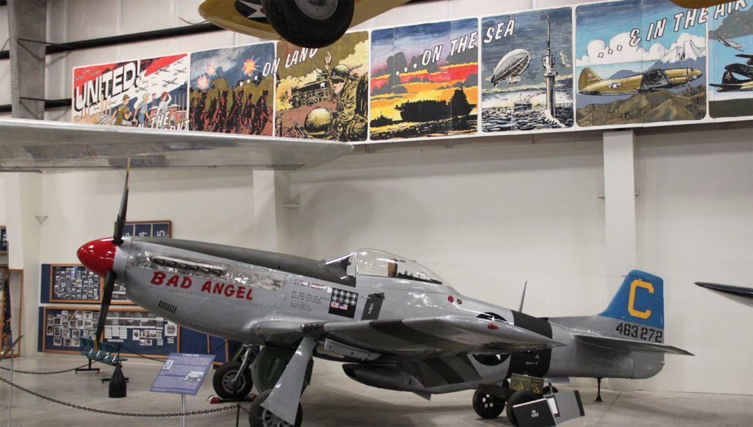 Pima Air & Space Museum / Tucson, AZ / The Air Force's