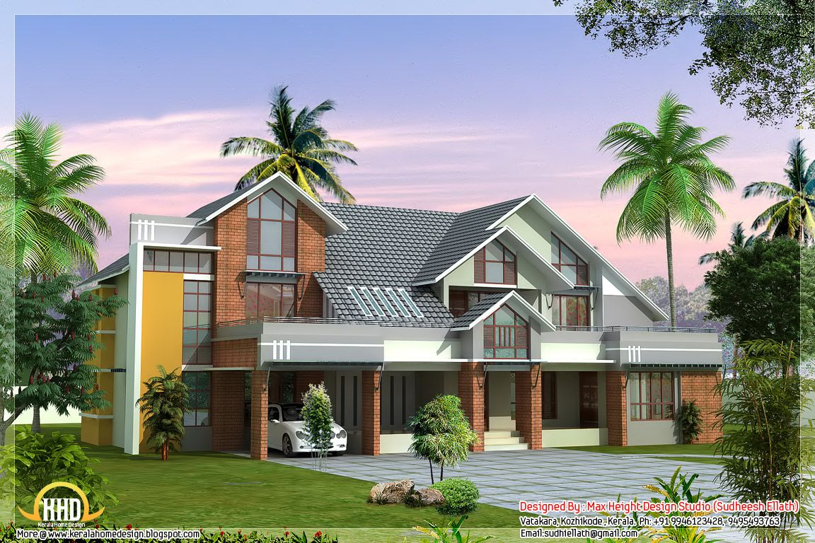 Kerala House Designs Kerala House Designs Popular Images Collection Related  To Kerala House Designs,kerala