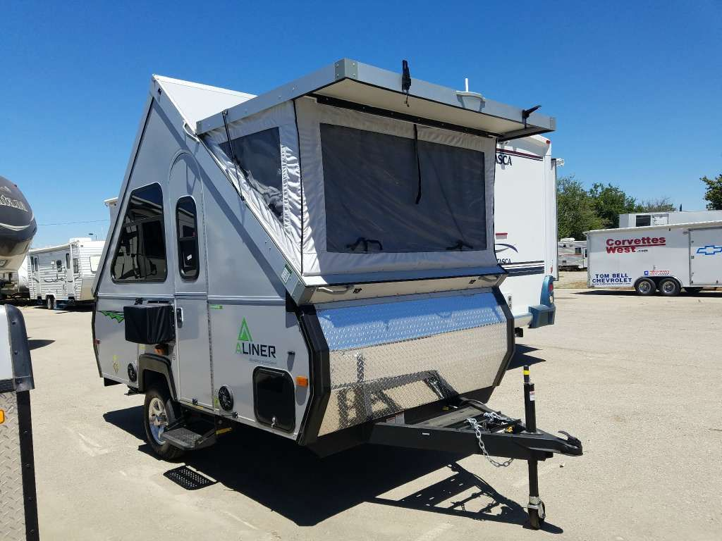 2017 Aliner Ranger 12  This vehicle is presented courtesy of