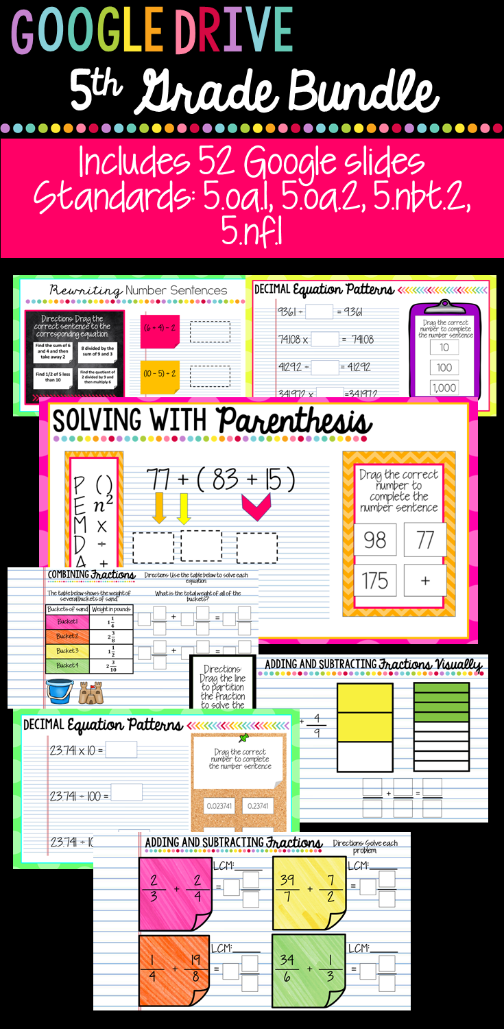 Math websites for 5th grade Useful